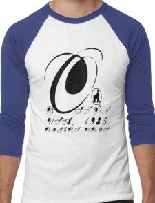 usa boston, ma tshirt by rogers bros Men's Baseball ¾ T-Shirt