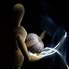 Urchin in Light by StrangEnQuirkY