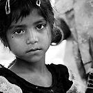 Indian Girl by David Reid