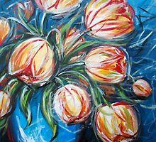 Tulip beat by Ira Mitchell-Kirk