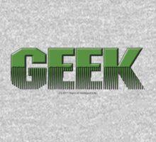 Geek (green) by SOIL