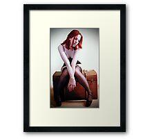 Lex Eleven Framed Print
