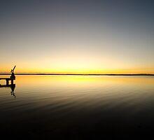 Sunrise in Key Largo by Chris Thaxter