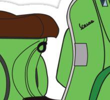 Piaggio Vespa PX Sticker