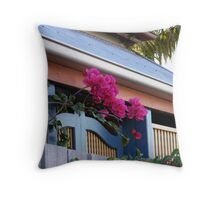 Queenslander 2 Throw Pillow
