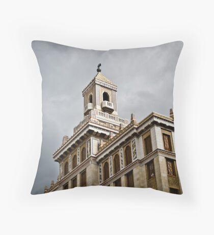 Bacardi Throw Pillow
