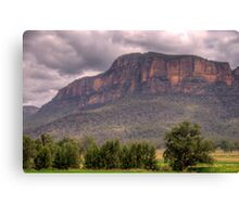 Strength - Capertee Valley, NSW Australia - The HDR Experience Canvas Print