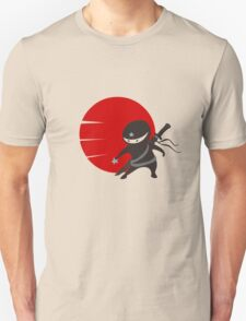 LITTLE NINJA STAR Unisex T-Shirt