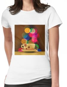 Holidays Womens Fitted T-Shirt