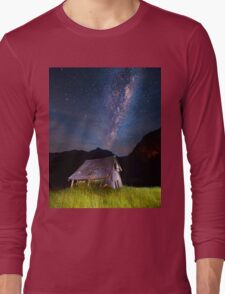 The barn at the end of the universe Long Sleeve T-Shirt