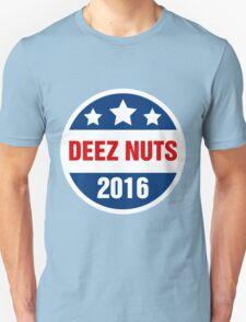 Deez Nuts Election 2016 T-Shirt