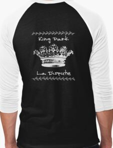 King Park Men's Baseball ¾ T-Shirt