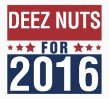 Deez Nuts Election 2016 Kids Clothes