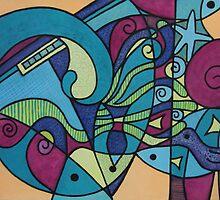 The Octopus' Garden by Sharon Williams