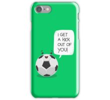 Tough Love! iPhone Case/Skin