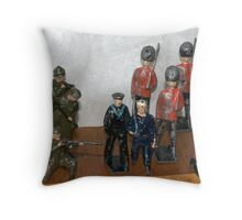 An Old Army collection.... Throw Pillow