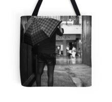 Come rain hail or shine ... Tote Bag