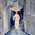 Torrential rain by kseniako