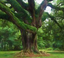 Fantasy Oak by Ostar-Digital