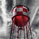 Another Look At The Water Tower by Blake Rudis