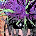 Punk Rocker by HEIDI  HORVATH