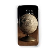 Moon Globe Still Life Samsung Galaxy Case/Skin