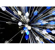 Lights 2 Photographic Print