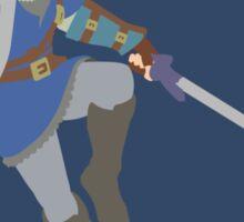 Link (Blue) - Super Smash Bros. Sticker