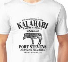 Kalahari Zebra Unisex T-Shirt