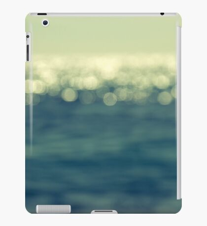 blurred light iPad Case/Skin