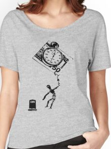 Time, Money and Your Life...Can you have it all? Women's Relaxed Fit T-Shirt