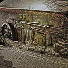 Watermill in HDR by Adri  Padmos