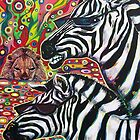 'Zebra Cool' by Jerry Kirk