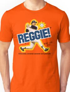 REGGIE BAR! Unisex T-Shirt