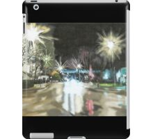 Between Towns Road, Cowley Oxford iPad Case/Skin
