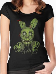 Five Nights at Freddy's 3 Women's Fitted Scoop T-Shirt