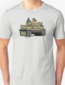 Dogs of War, Tiger 1 T-Shirt