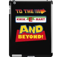 To The Kwik-E-Mart iPad Case/Skin