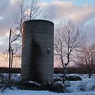 Barnless silo by linmarie