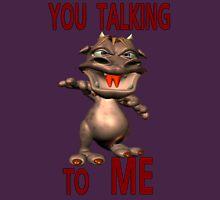 You Talking To ME .. fantasy dragon Unisex T-Shirt
