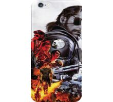 Metal Gear Solid 5 - The Phantom Pain iPhone Case/Skin