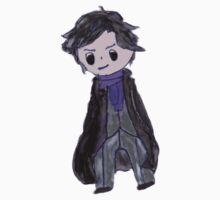 Sherlock Chibi Kids Clothes