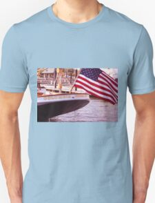 Columbia From The Stern T-Shirt