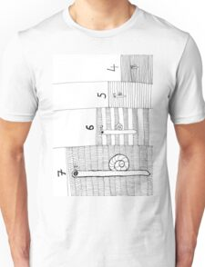 DRAWING By Moma Bjekovic Unisex T-Shirt