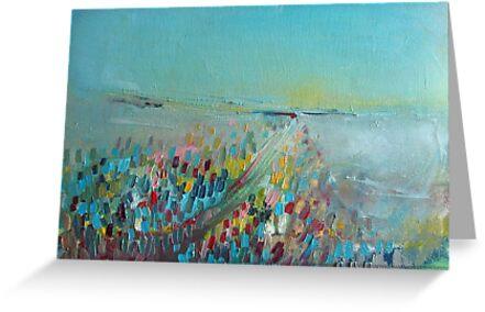 sea view by Brooke Wandall