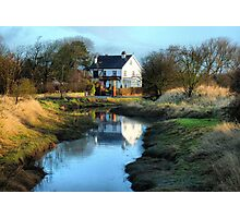 Country Cottage. Photographic Print