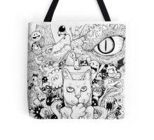 Monsterism - Monster Detective FIGHT! Tote Bag