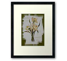 Wishing You A Wonderful Day Framed Print