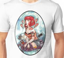 Videogame Babe Unisex T-Shirt