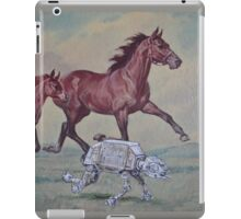 Young,Wild and Free iPad Case/Skin